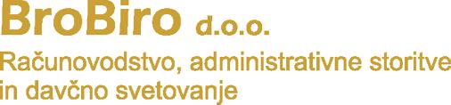 Računovodski servis BroBiro